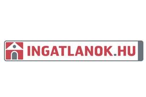 ingatlanok.hu logo