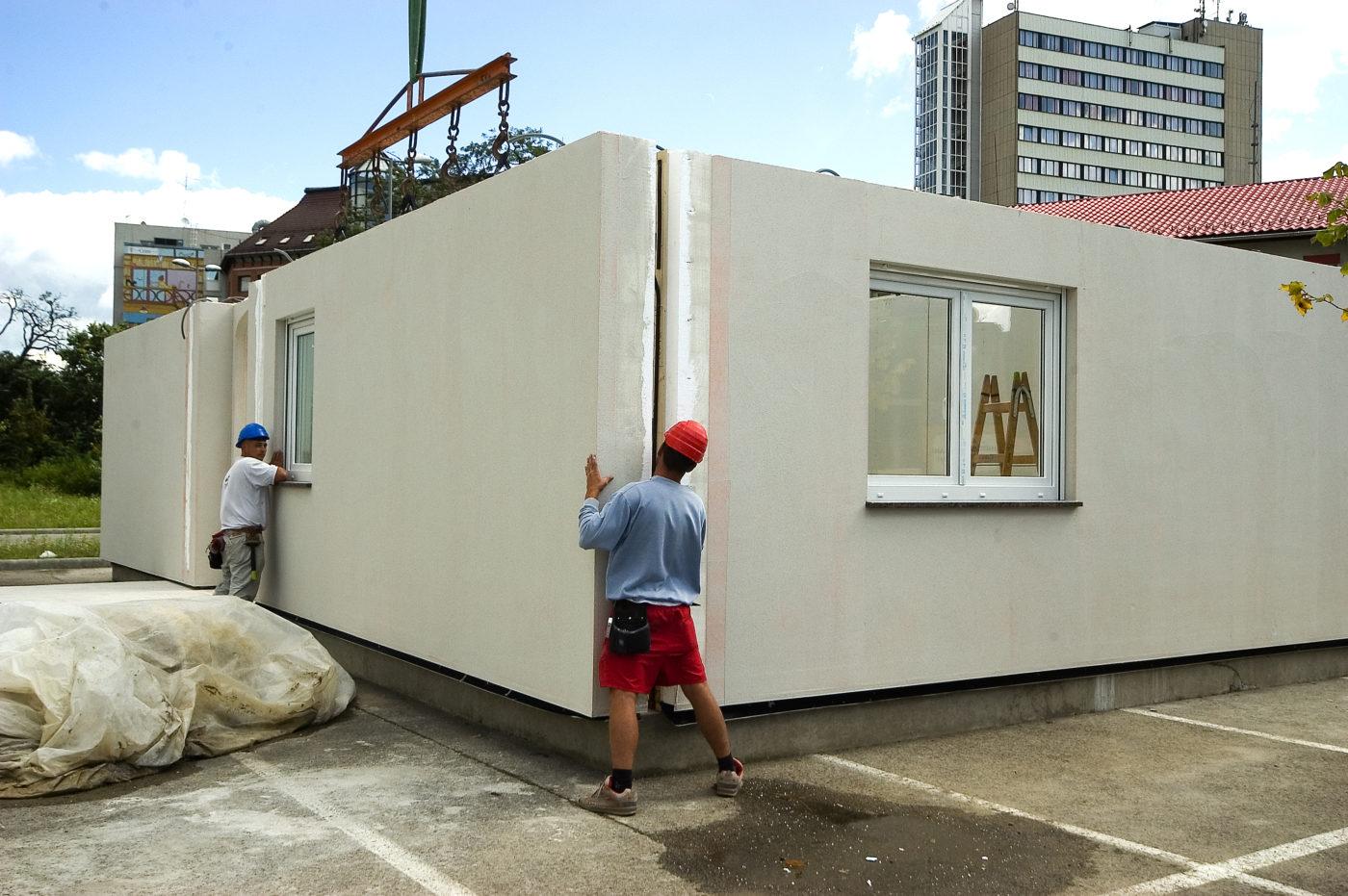 készház építés Kecskemét