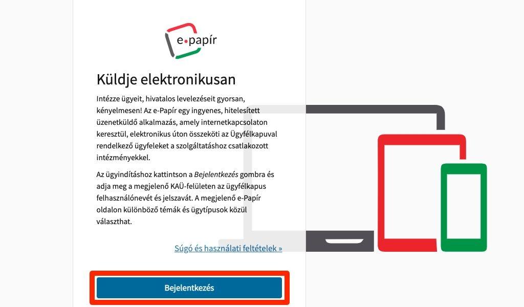 CSOK OEP igazolás online letöltéshez