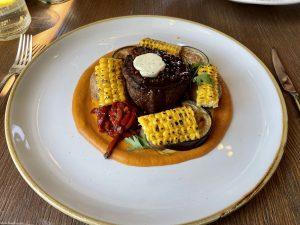 Angus bélszín steak