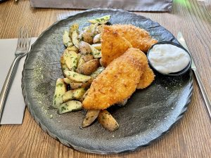 Kecskemét legjobb étterem - Rántott csirkemell